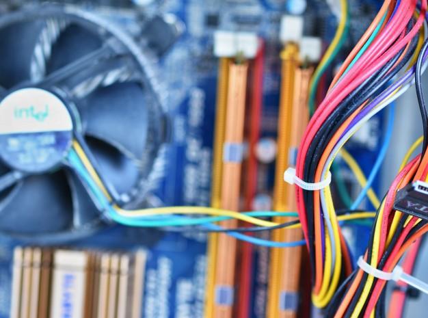 opmærkning af ledninger
